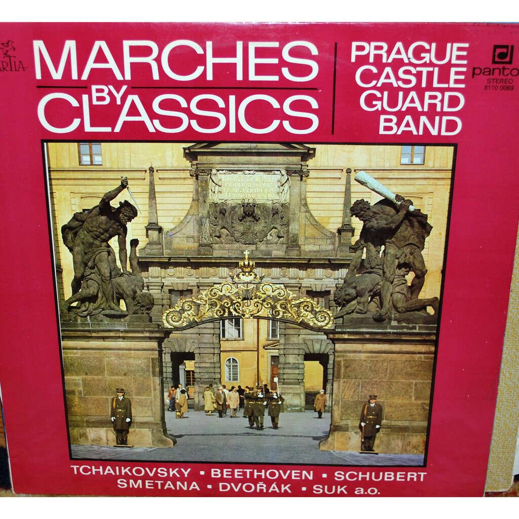 PRAGUE CASTLE GUARD BAND Marches by classics