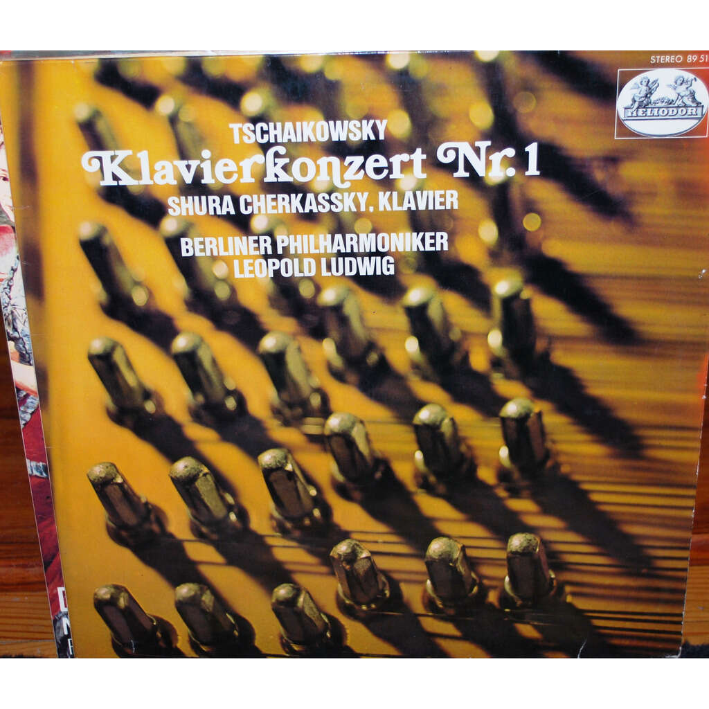 TCHAIVOVSKY Klavierkonzert N° 1