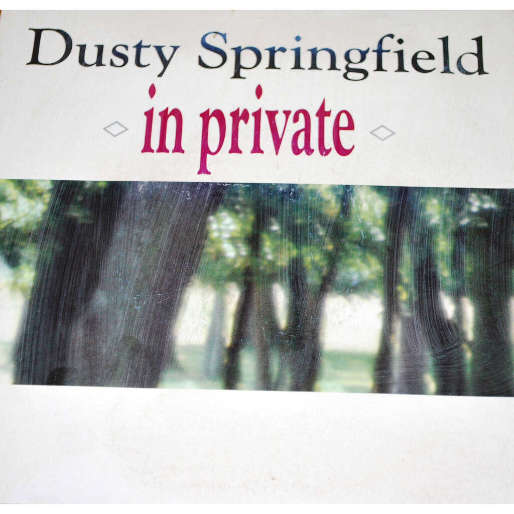SPRINGFIELD Dusty In private