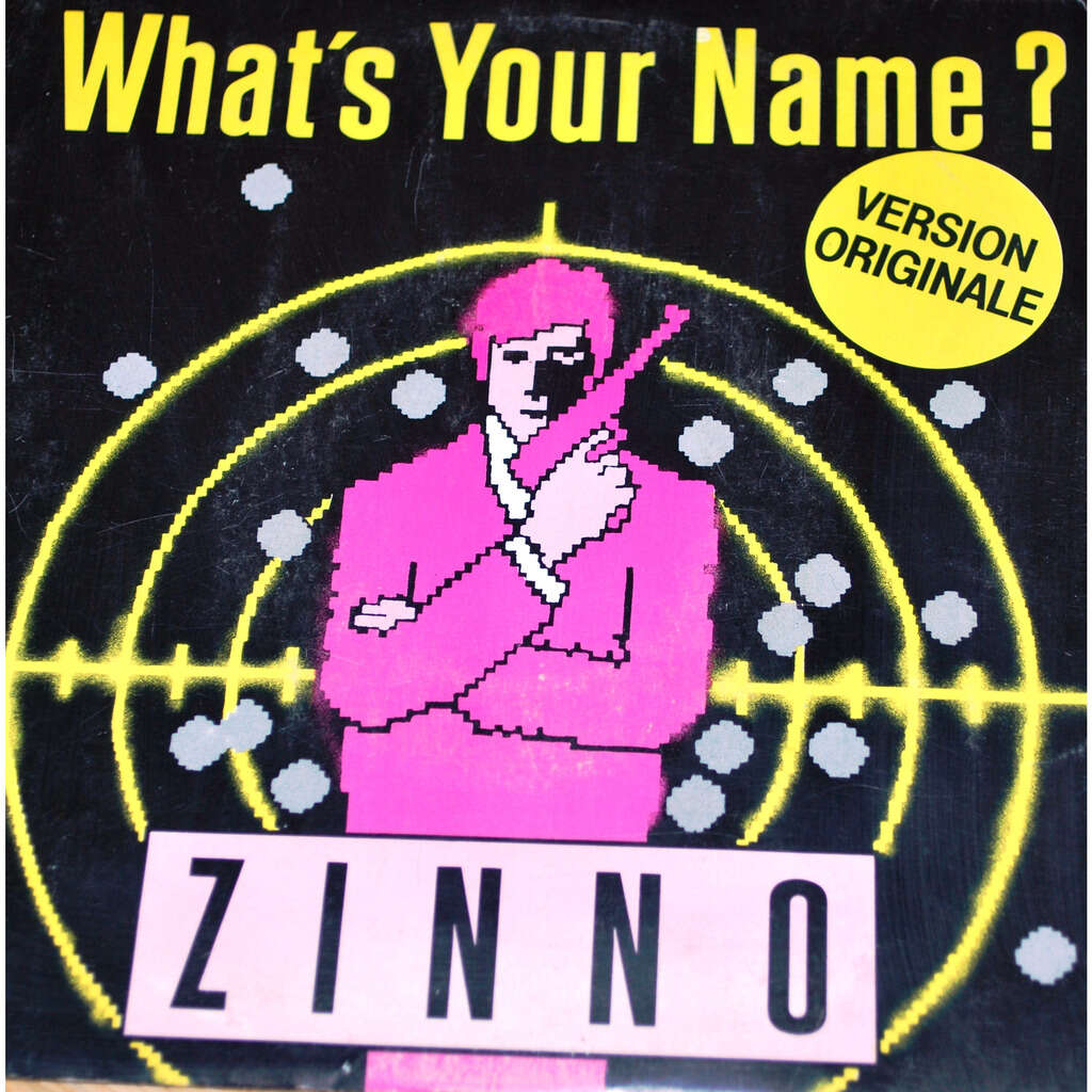 ZINNO What's your name ?