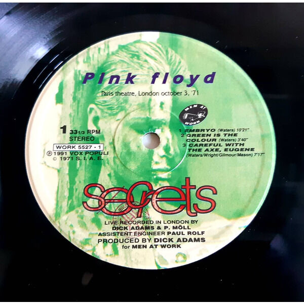 Pink Floyd Secrets