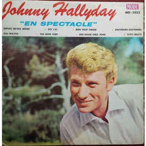 johnny hallyday johnny en spectacle