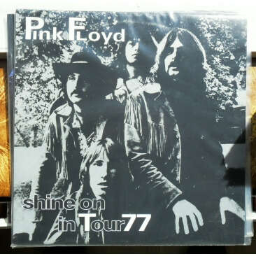 Pink Floyd Shine On In Tour 77