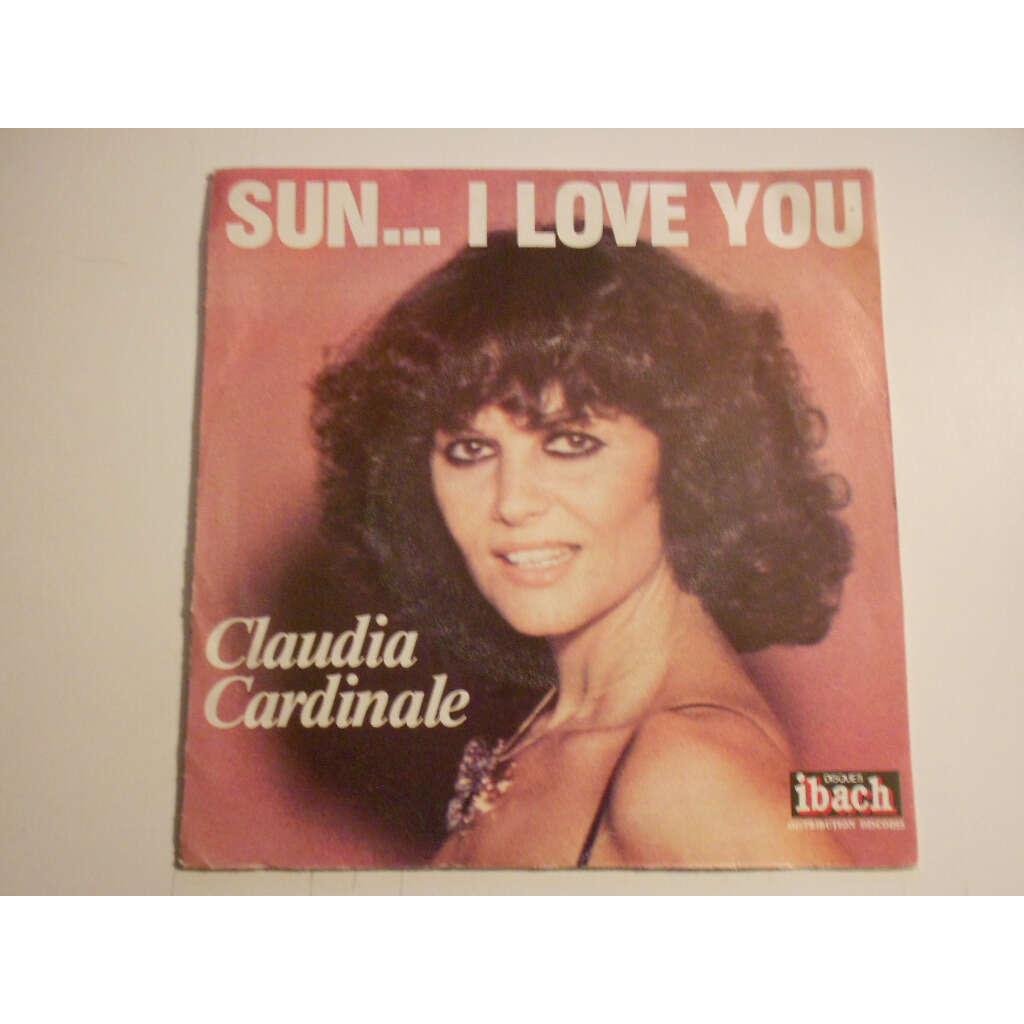 claudia cardinale sun....i love you § private life