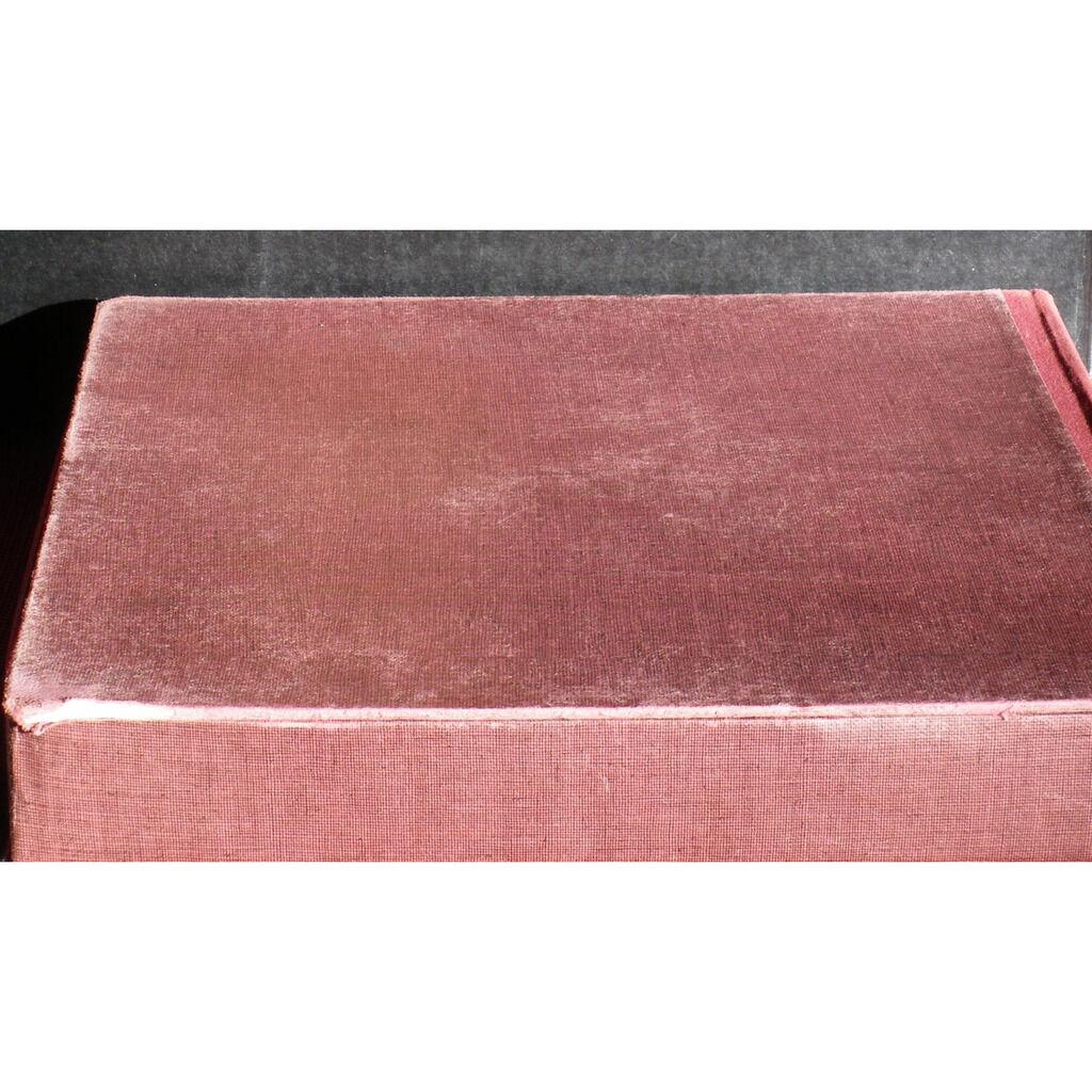 Guilde internationale du disque Boîtier classeur aux armes de la Guilde, 30 cm