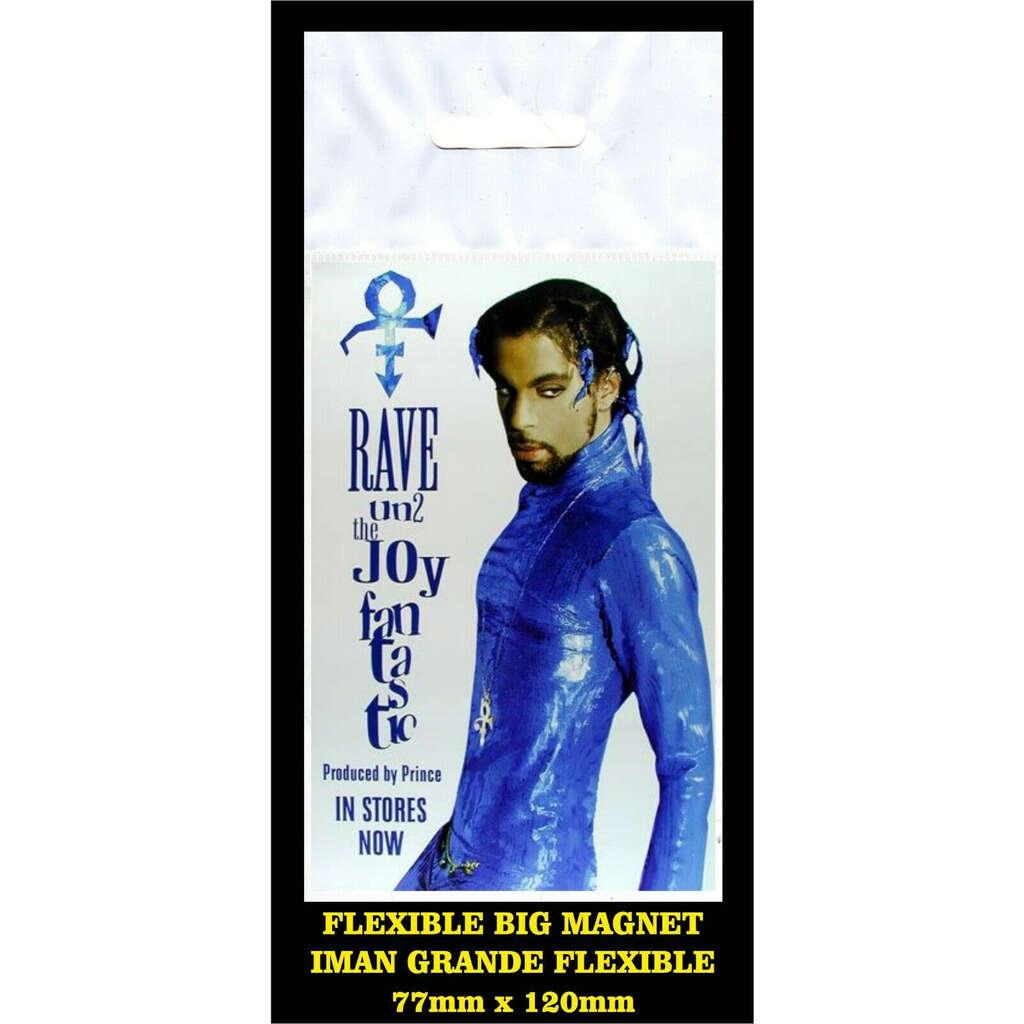 Prince Rave flyer advertising imán Premium BIG magnet AIMANT
