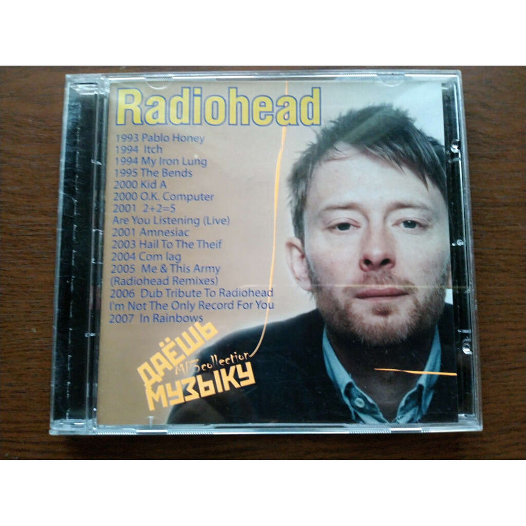 Radiohead MP3 Collection