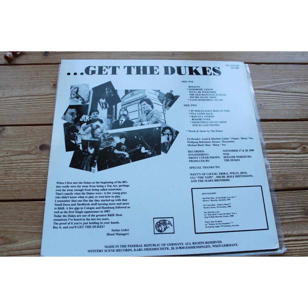 the dukes get the dukes