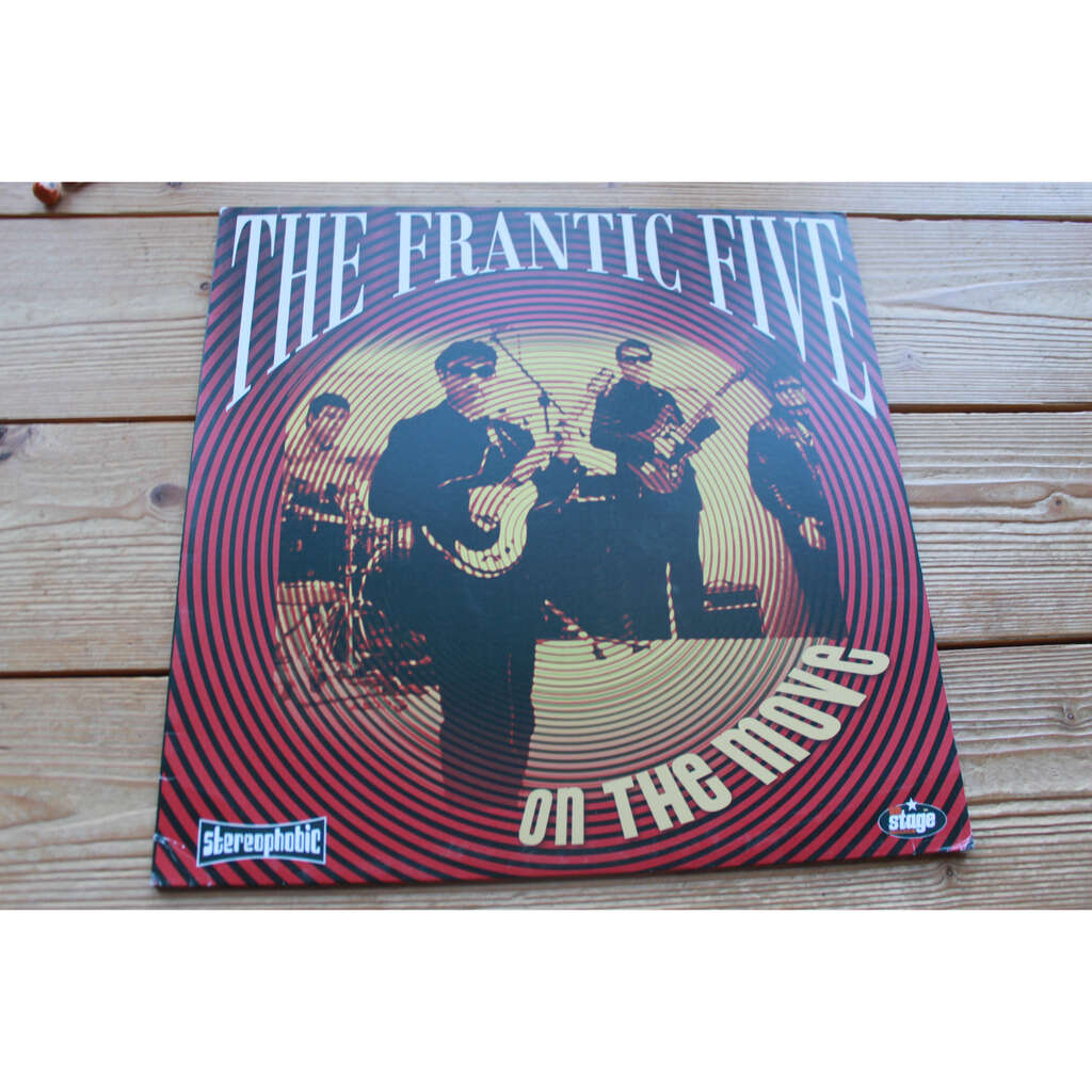 the frantic five on the move