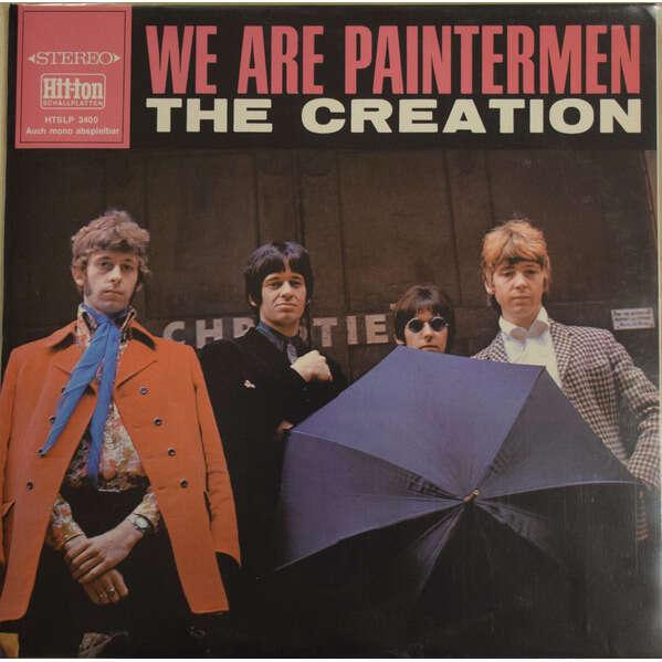 the creation we are paintermen
