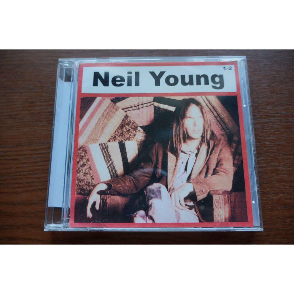 Neil Young MP3 Collection (2 CD)