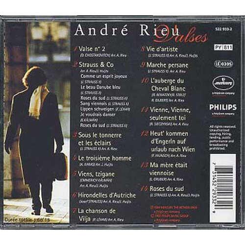 André Rieu Valses