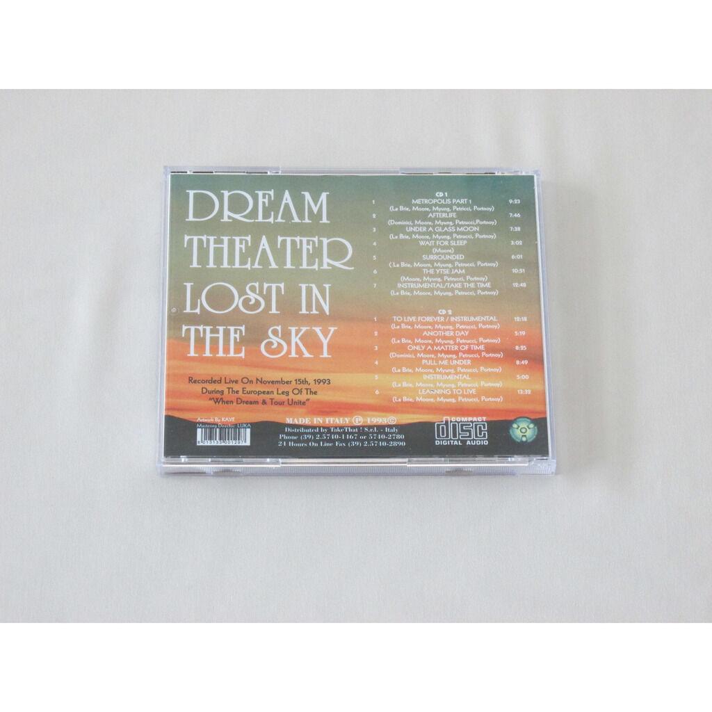 Dream Theater Lost In The Sky