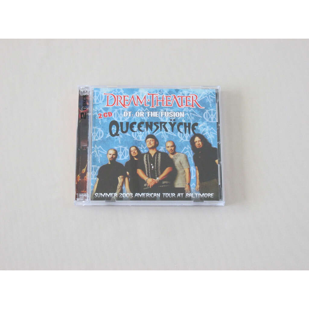 Dream Theater & Queensryche Summer Tour Live at Baltimore 2003