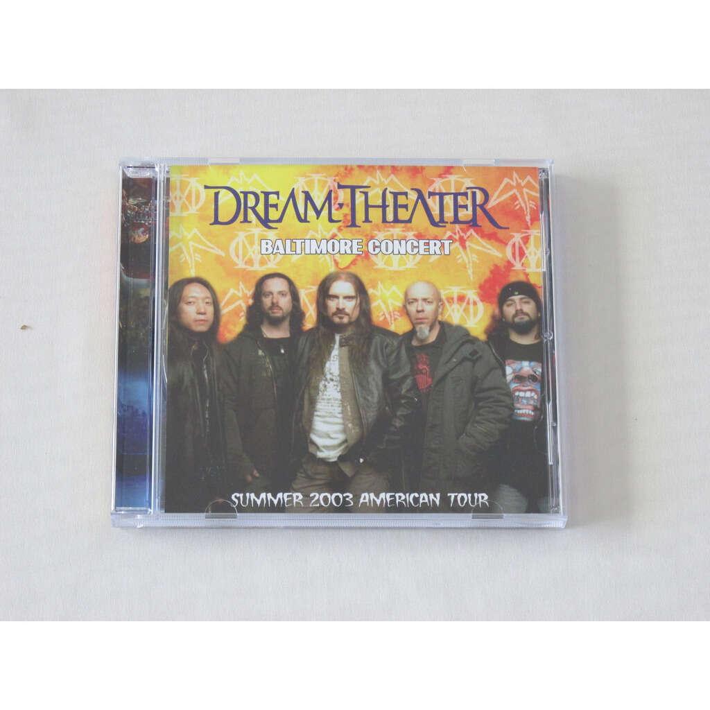 Dream Theater Baltimore Center