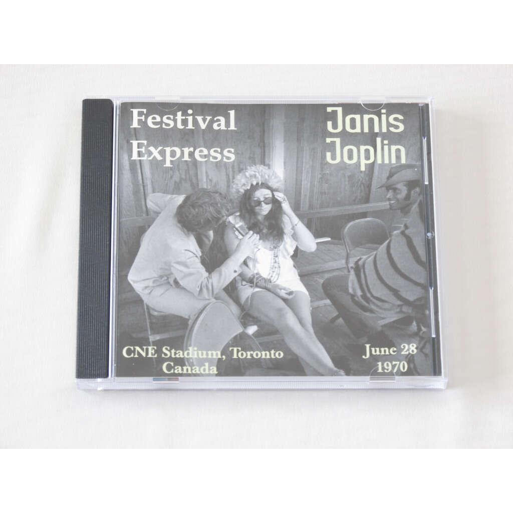 Janis Joplin Festival Express