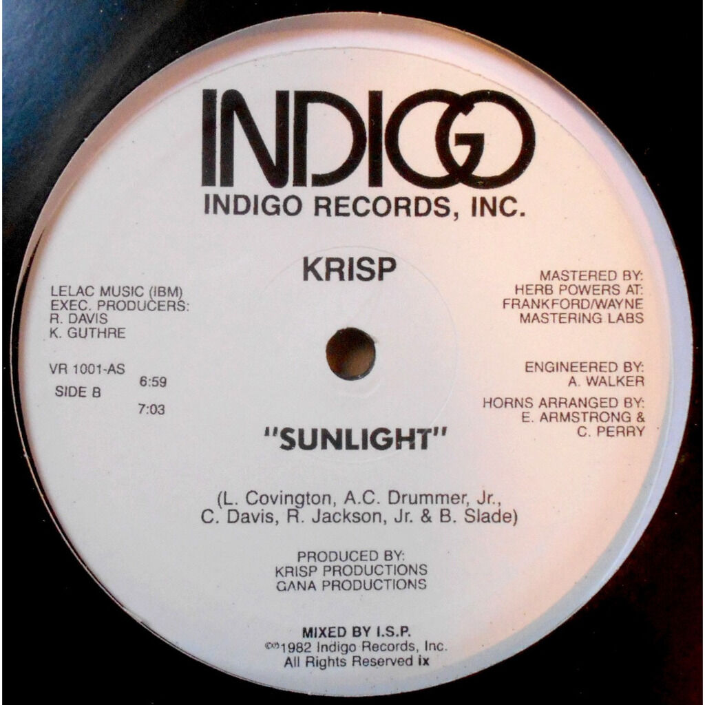 krisp sunlight