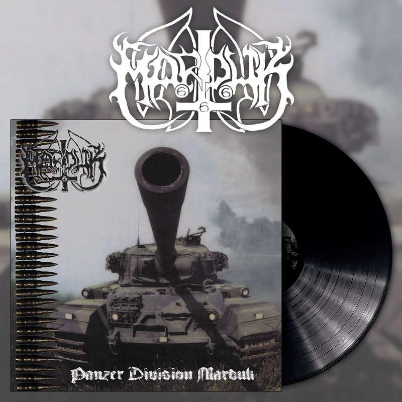 MARDUK Panzer Division Marduk 2020. Black Vinyl