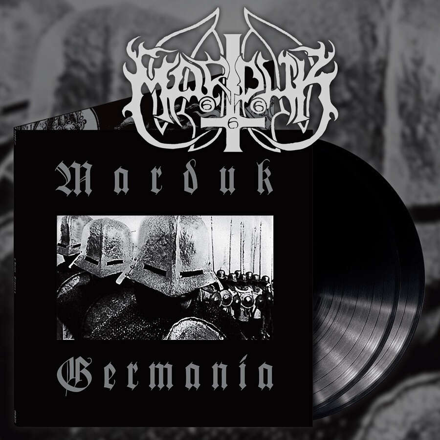 MARDUK Germania. Black Vinyl