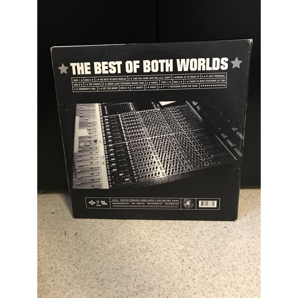 R.Kelly / jay-z The best of both worlds
