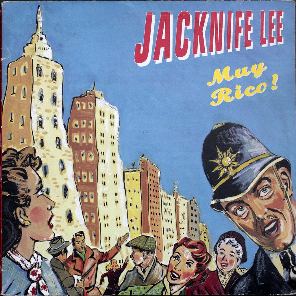 Jacknife Lee Muy Rico!