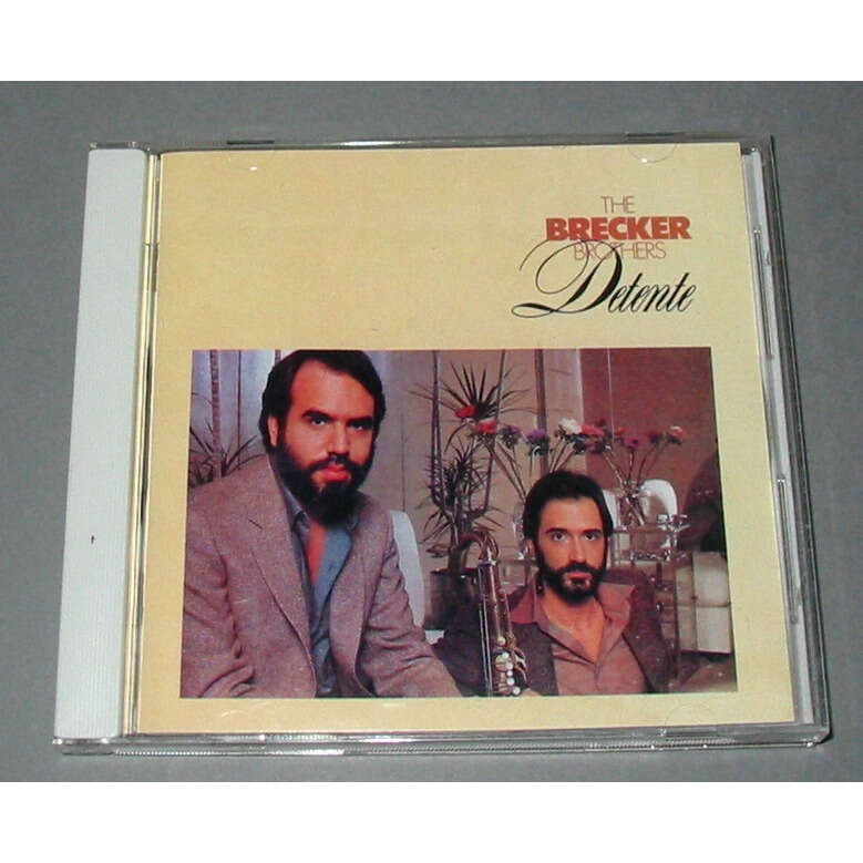 THE BRECKER BROTHERS DETENTE
