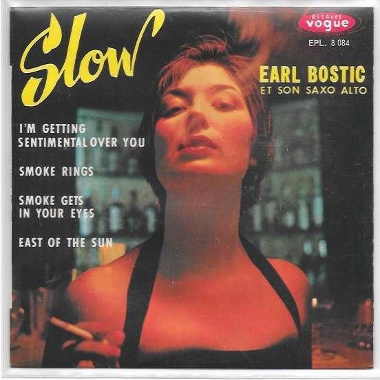 earl bostic slow - i'm getting sentimental over you + 3