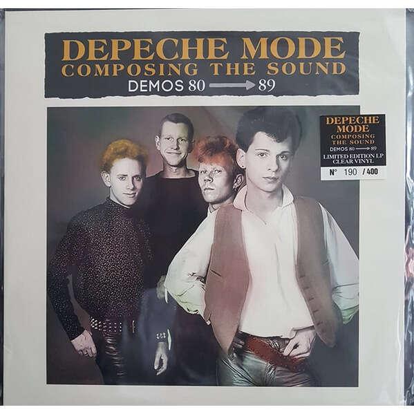 Depeche Mode Composing The Sound (Demos 80-89)