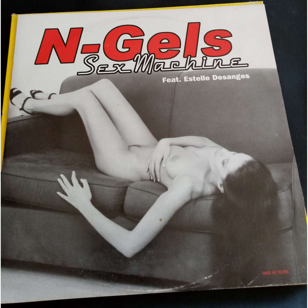 N-Gels Sex Machine