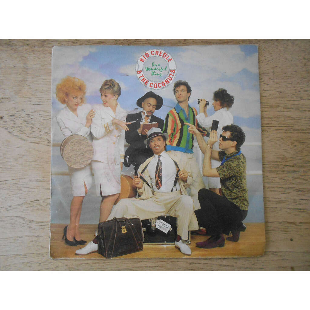 kid creole and the coconuts i'm a wonderful thing (baby) - table manners