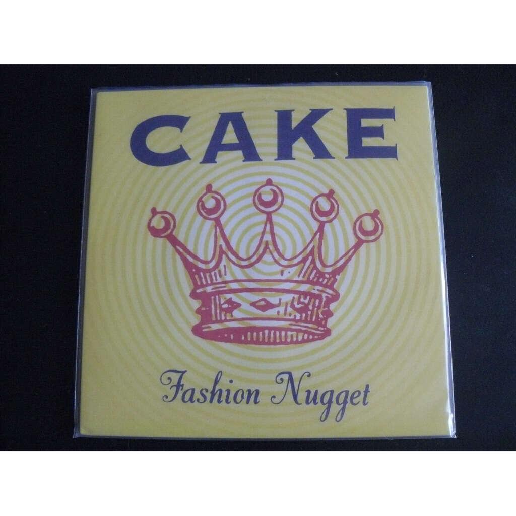 cake fashion nugget