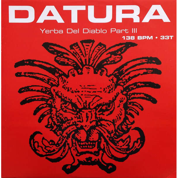 DATURA YERBA DEL DIABLO PART III