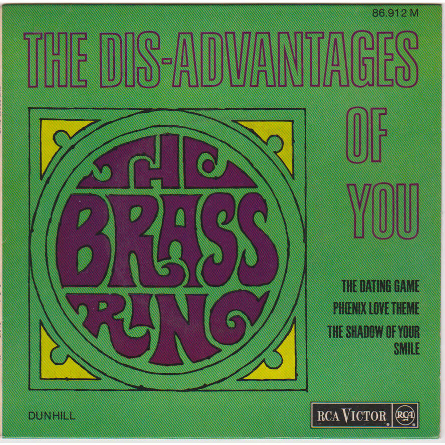 The Brass Ring The Dis-Advantages Of You
