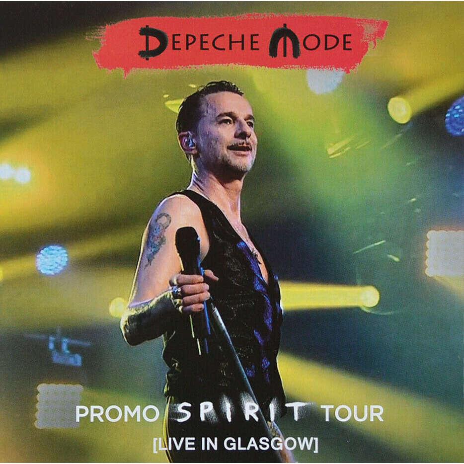 DEPECHE MODE Live at BBC 6 Music Festival Glasgow Scotland 2017 Promo Spirit Tour CD+DVD