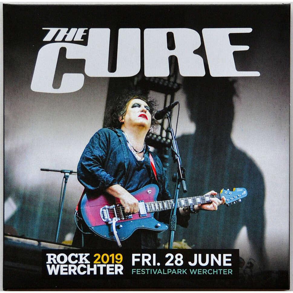 cure Live at Rock Werchter Festival Belgium 2019 Summer Festivals Tour 2CD