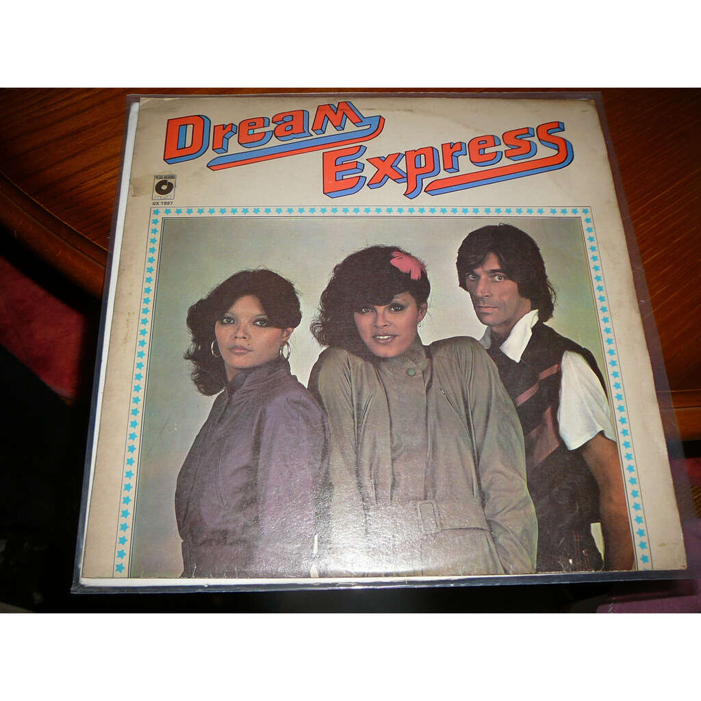 Dream Express Dream Express (CREAM LABEL)