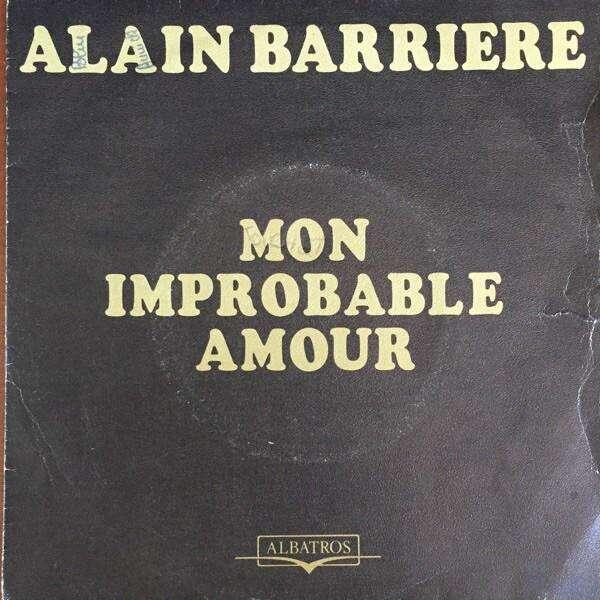 alain barriere mon improbable amour - celtina