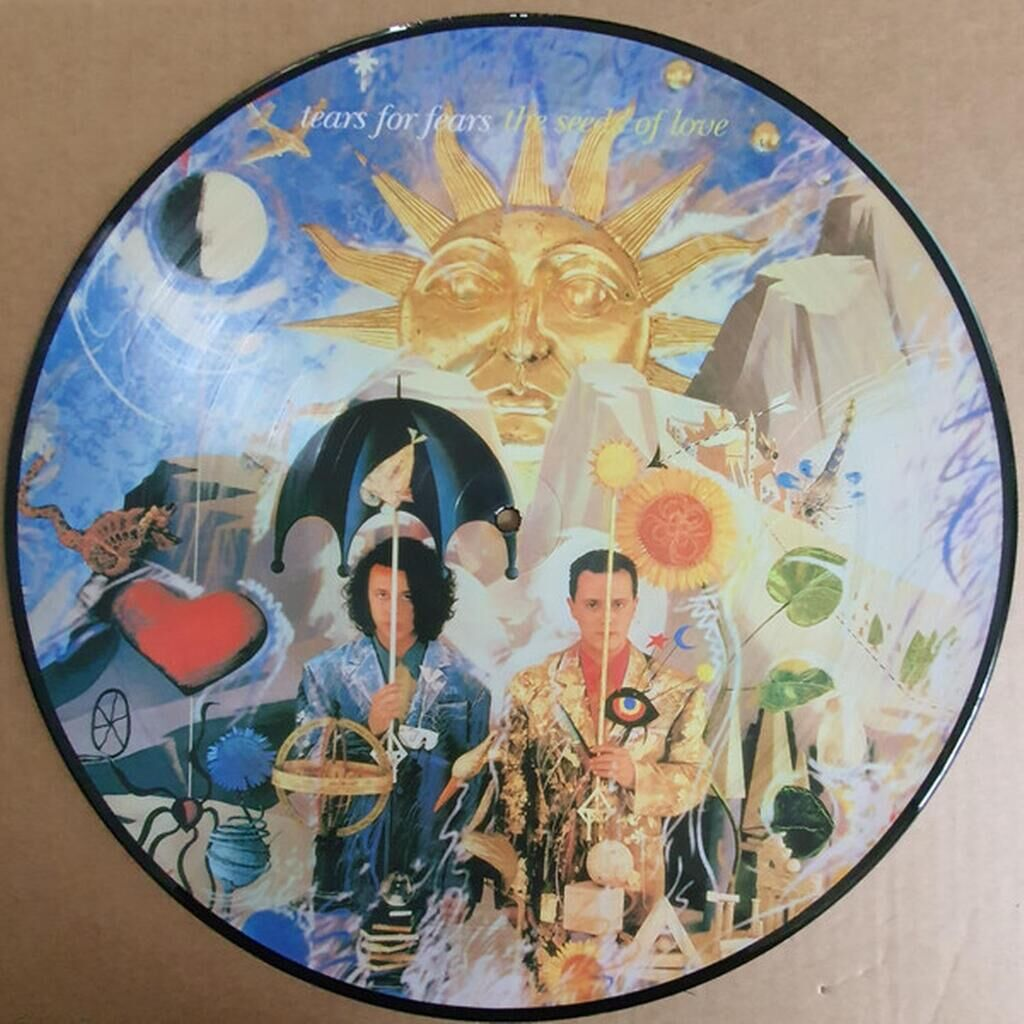 TEARS FOR FEARS The seeds of love ( limited: picture disc )