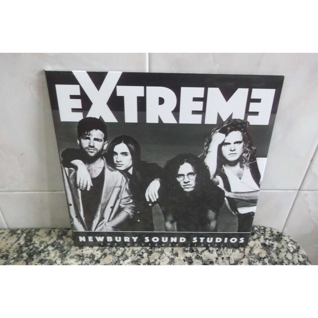 EXTREME Newbury Sound Studios - The Outtakes (1989)