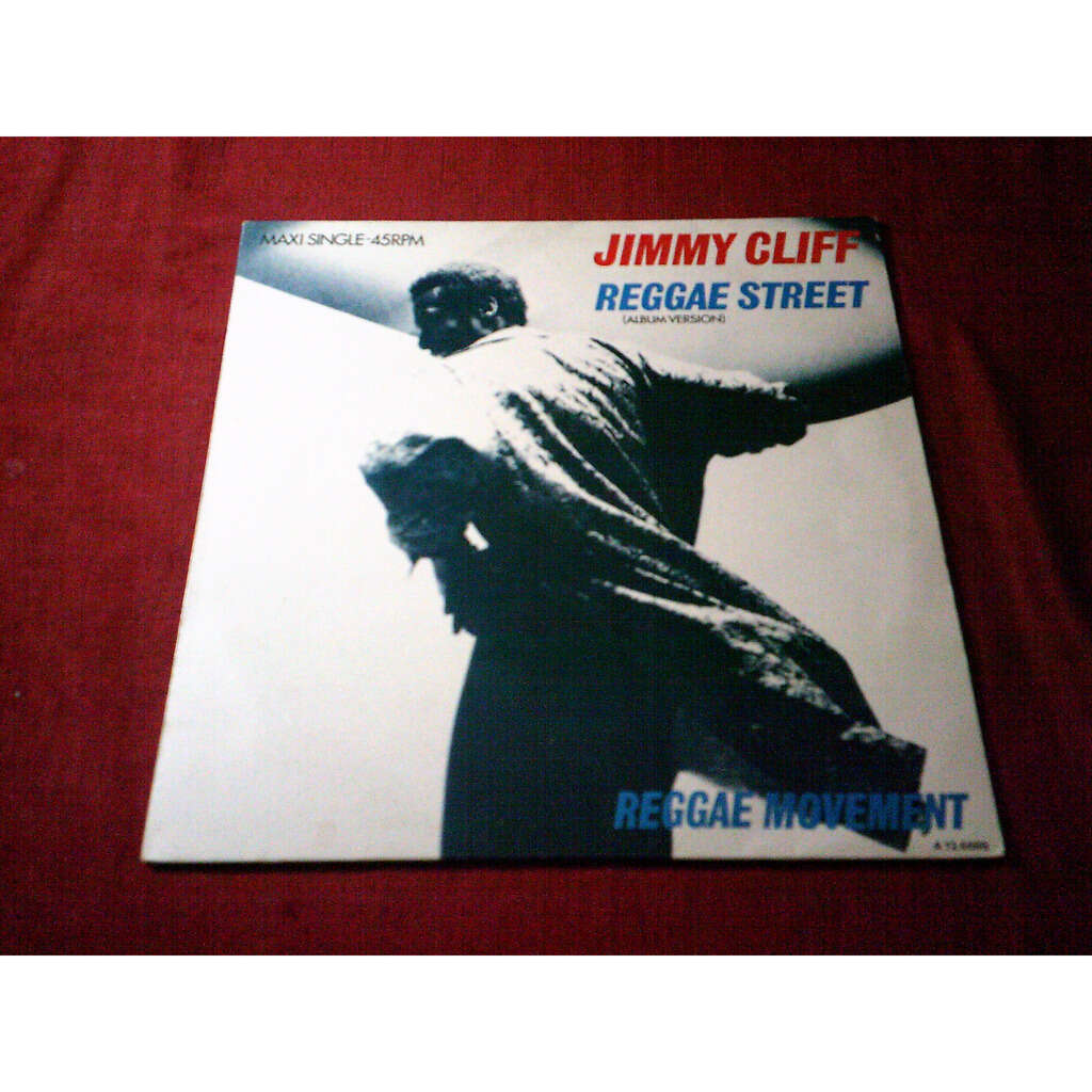 JIMMY CLIFF REGGAE STREET.