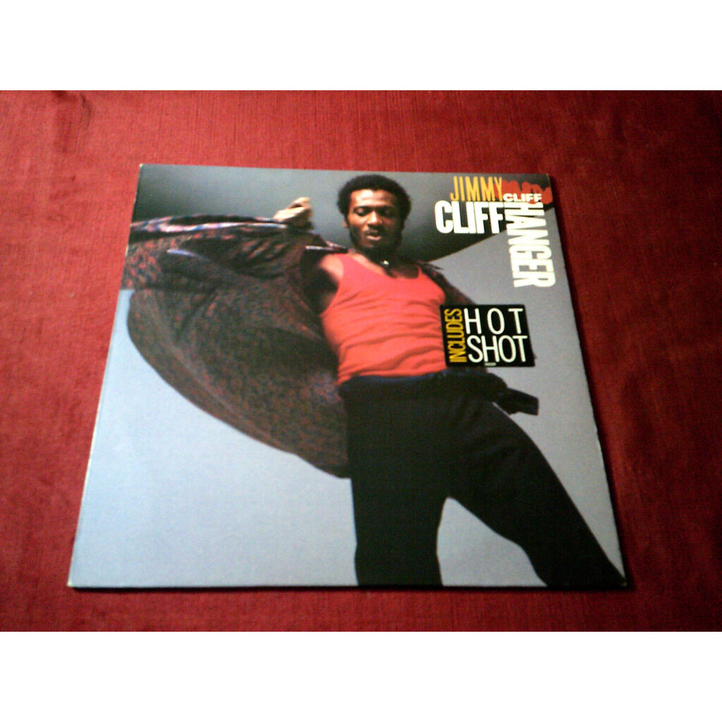 jimmy cliff CLIFF HANGER
