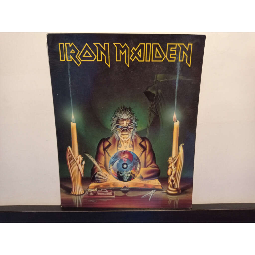 iron maiden carte