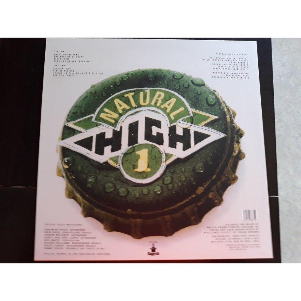 Natural High 1 Natural High 1.1979.