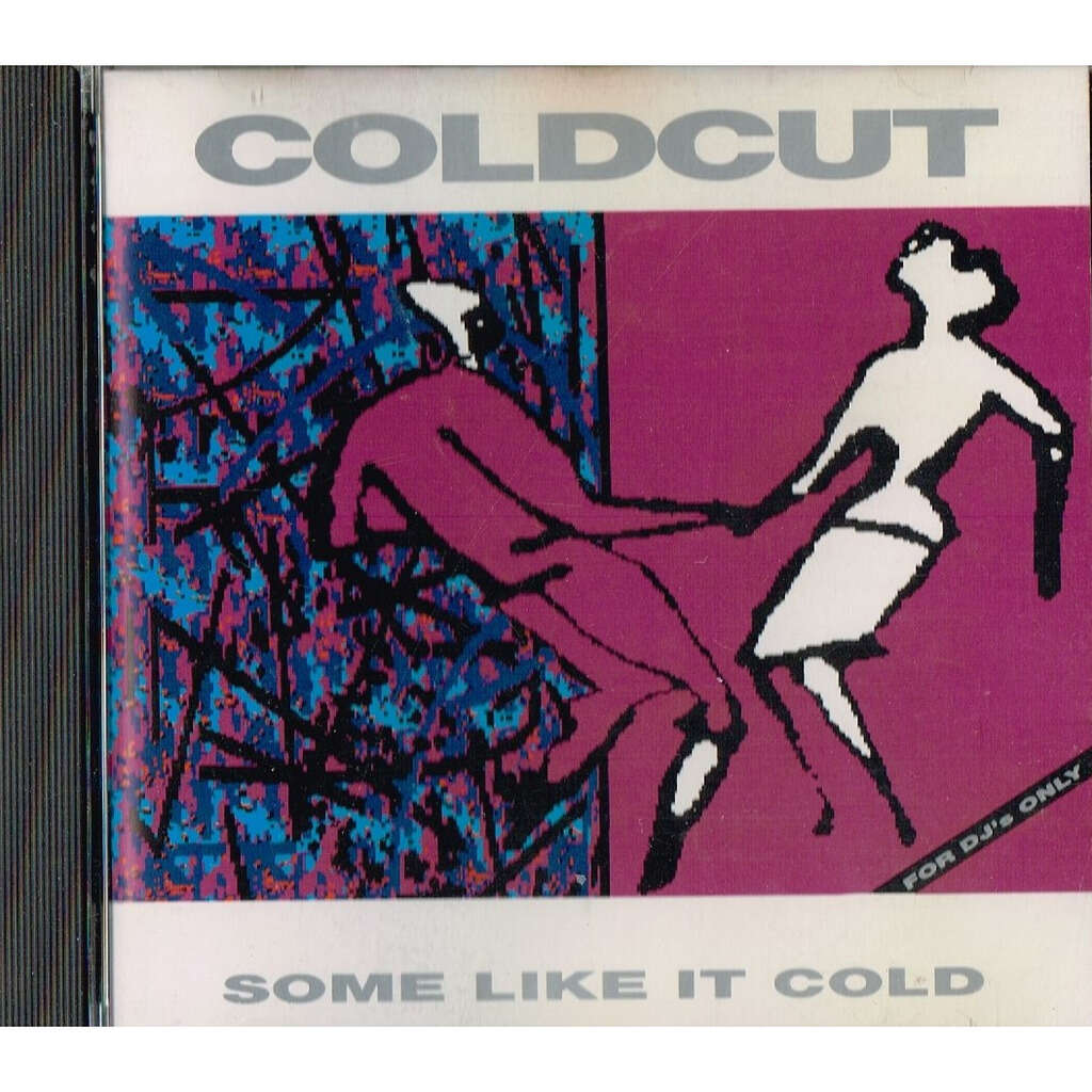 Coldcut Some Like It Cold