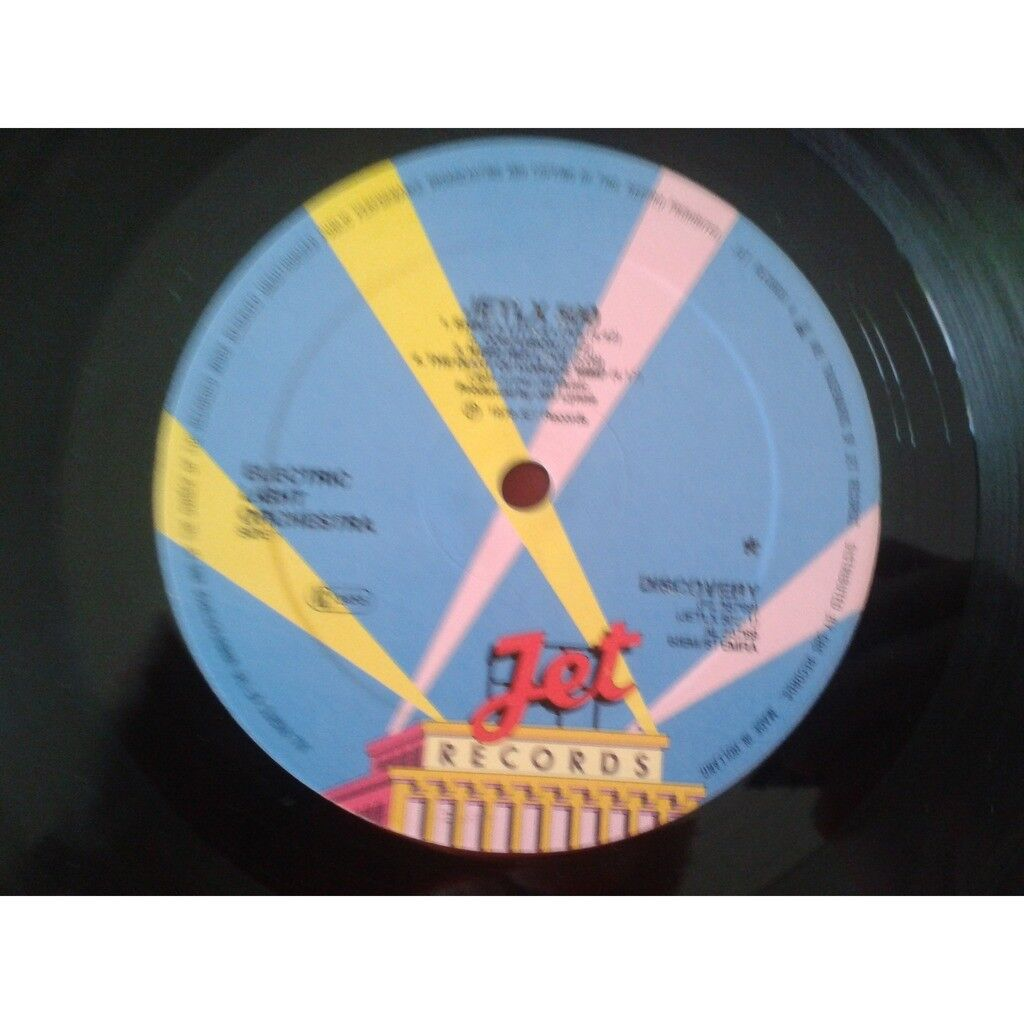 Electric Light Orchestra Discovery.1979.