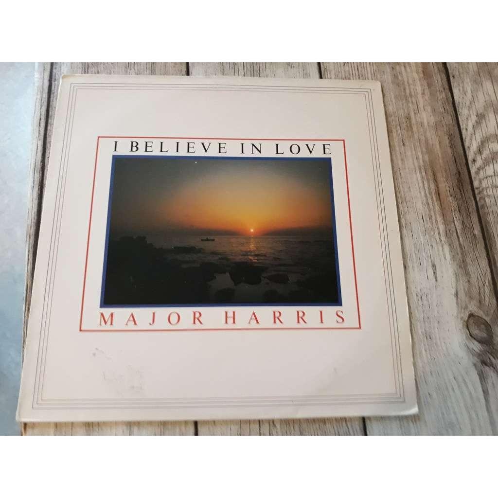 Major Harris I believe in love.1984.