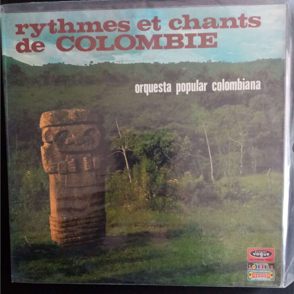 Orques ra popular colombiana Rhymes et chant