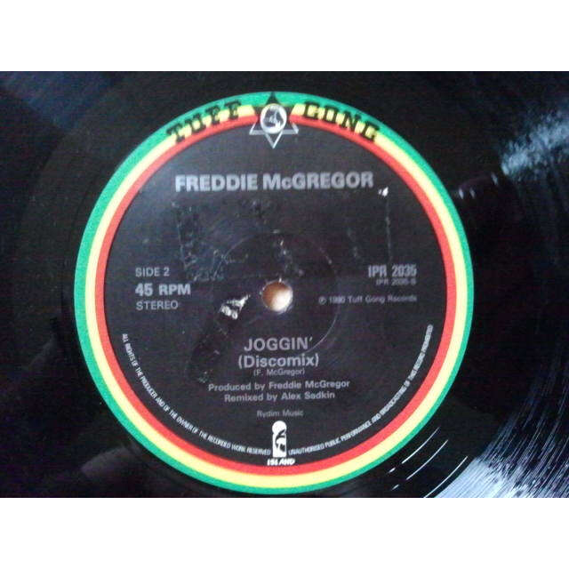 Papa Michigan & General Smiley / Freddie McGregor One Love Jam Down / Joggin' ORIG