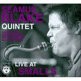Seamus Blake Live at Smalls