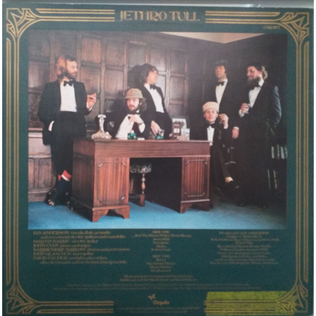 jethro tull Wild horses (1st uk press )